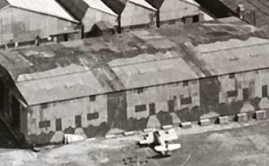Westland 'shadow' factories during World War 2